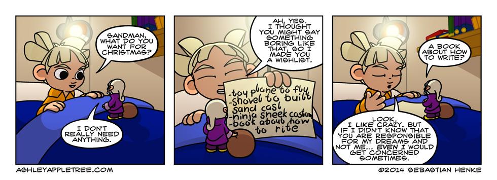 Sandman Wishes